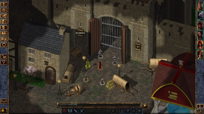 Baldur's Gate – Enhanced Edition © Koch Media GmbH