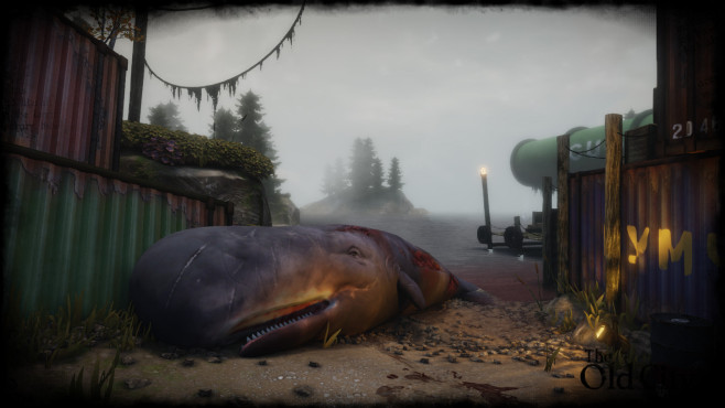 The Old City – Leviathan ©PostMod Softworks