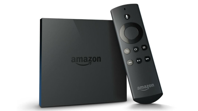 Amazon Fire TV (Netzwerk-Player) © Amazon