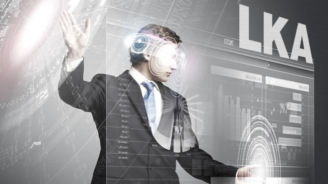 Precrime-Software wird in Deutschland getestet ©Sergey Nivens - Fotolia.com