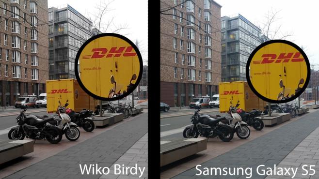Wiko Birdy: LTE-Smartphone im Praxis-Test ©COMPUTER BILD