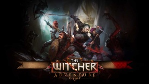 The Witcher Adventure Game © CD Projekt Red