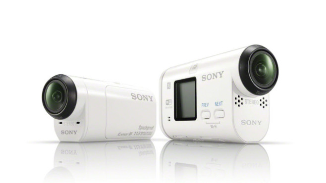 Sony HDR-AS100VR (Action-Cams) © Sony