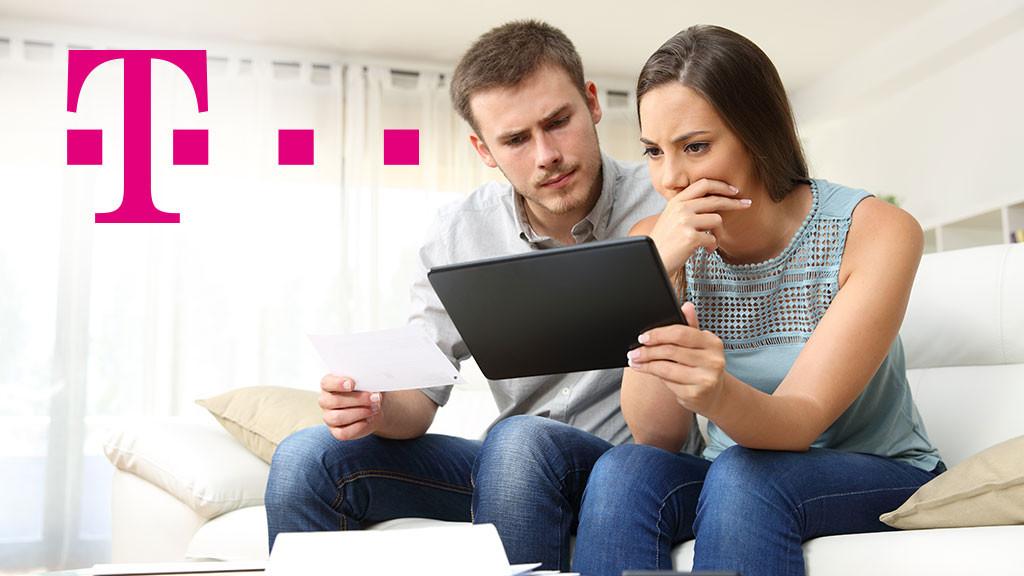 telekom gef lschte rechnungen erkennen computer bild. Black Bedroom Furniture Sets. Home Design Ideas