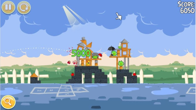 Angry Birds Seasons © Rovio