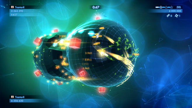 Geometry Wars 3 © Bizarre Creations, Microsoft