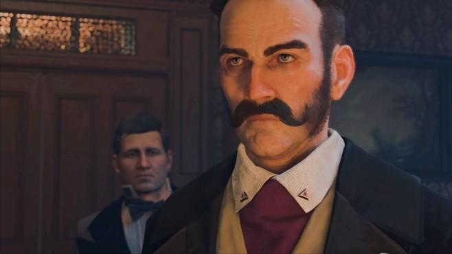 Test: Assassin�s Creed � Syndicate Der neue Templergro�meister ist der Inbegriff des B�sen. ©Ubisoft