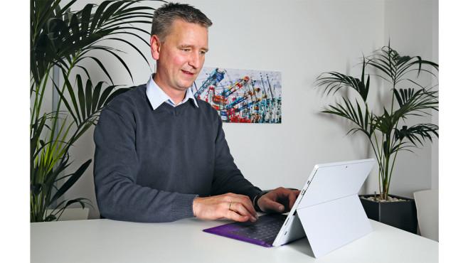 Tablet-PCs: Arbeiten ©COMPUTER BILD