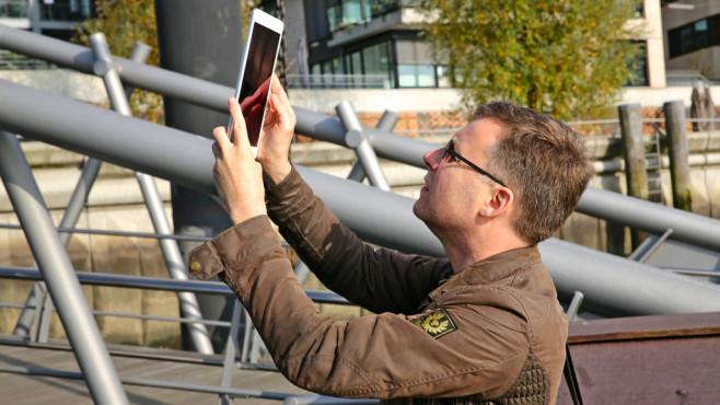 Tablet-PCs: Filme und Fotos anfertigen ©COMPUTER BILD