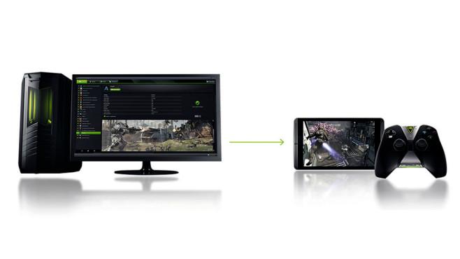 Tablet-PCs: Spielen ©Nvidia