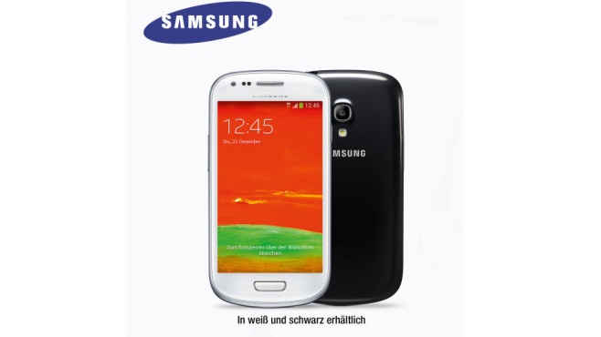 Samsung Galaxy S3 Mini ©Aldi/Samsung