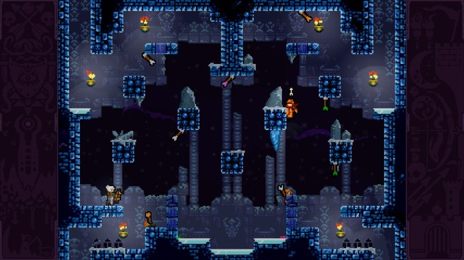 Towerfall Ascension © Matt Makes Games Inc.