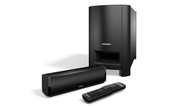 4. Bose CineMate 15 (Soundbars) © Bose CineMate 15