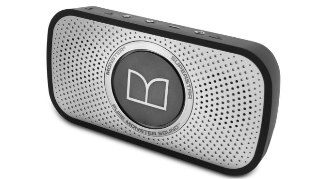 Monster Superstar (Bluetooth-Boxen) 10 © Monster