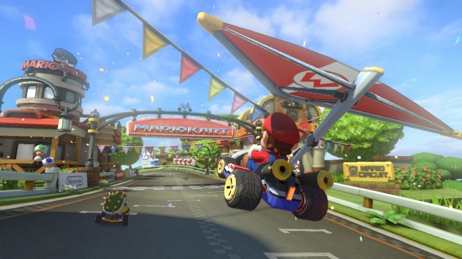 Mario Kart 8 ©Nintendo
