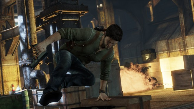 Die besten exklusiven PS3-Spiele: Uncharted 3 © Sony, Naughty Dog