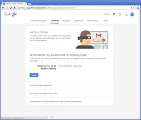 Google Security Wizard