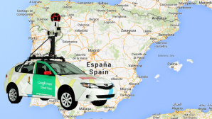 Google Street View Car ©Google