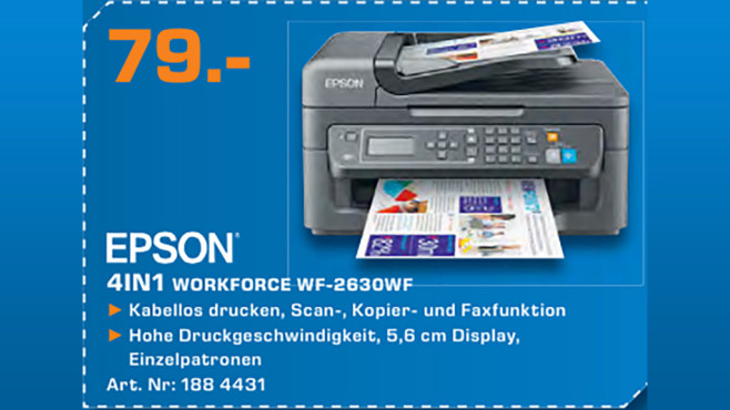 Epson WorkForce WF-2630WF © Saturn