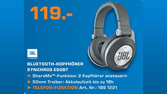 JBL E50 BT ©Saturn