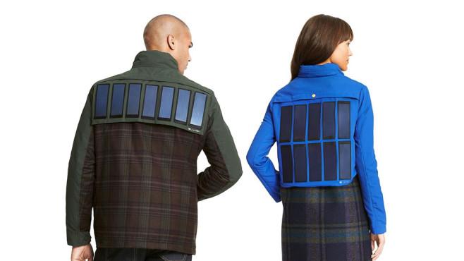 Solar-Jacke von Tommy Hilfiger ©Tommy Hilfiger