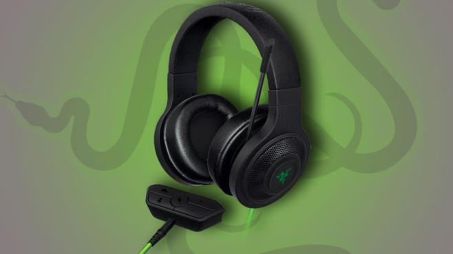 Razer Kraken: Headset auch für Xbox One - COMPUTER BILD SPIELE