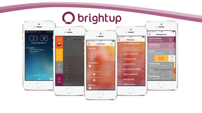 Brightup-App © Brightup