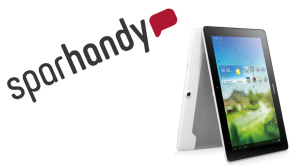 Top-Angebt für mobile Internet-Nutzer bei Sparhandy ©Sparhandy, Huawei
