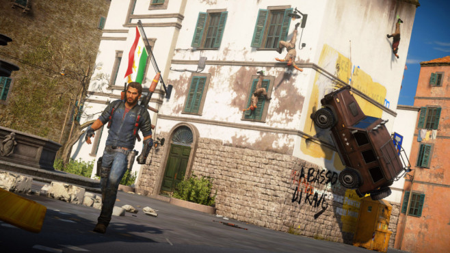 Bildergalerie: Just Cause 3 © Square Enix
