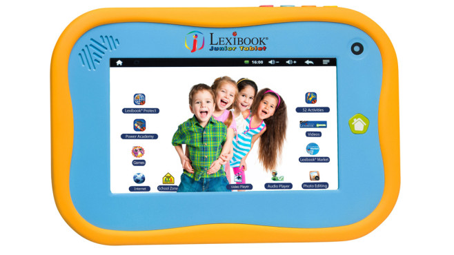 Lexibook Tablet Junior © Lexibook