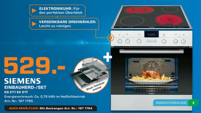 Siemens EQ271EK01T ©Saturn