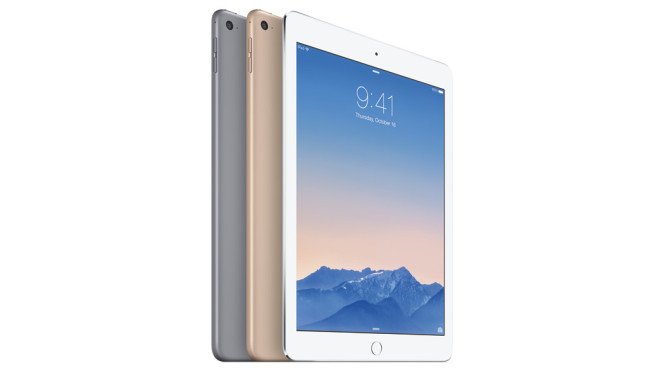 Apple iPad Air 2 128GB WiFi + 4G © Apple