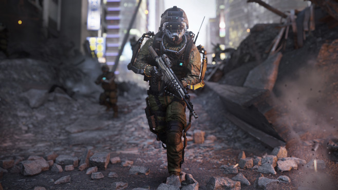 Actionspiel Call of Duty Advanced Warfare ©Activision