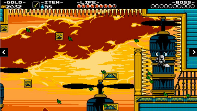 Actionspiel Shovel Knight ©Yacht Club Games