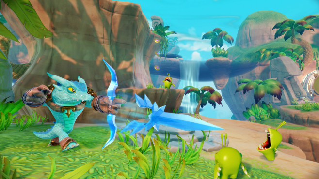 Actionspiel Skylanders – Trap Team © Activision