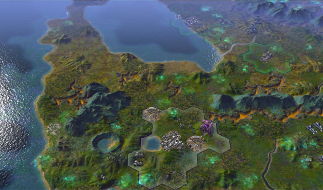 Strategiespiel Civilization – Beyond Earth © 2K Games