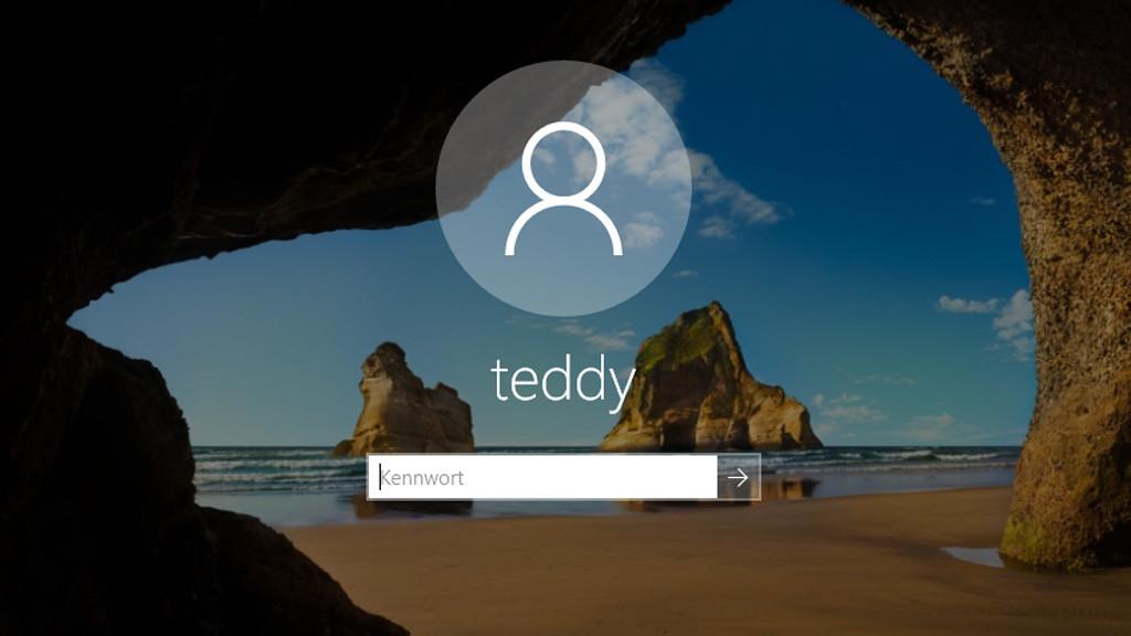 Anmeldung Bei Windows 10 Nicht Möglich