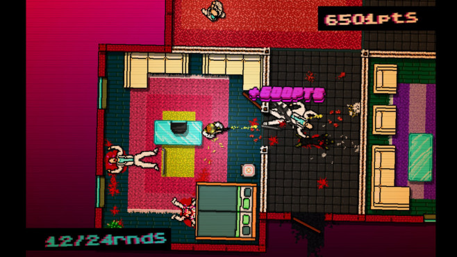 Hotline Miami © Game Maker
