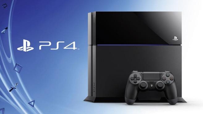 PlayStation 4 zu gewinnen ©Sony