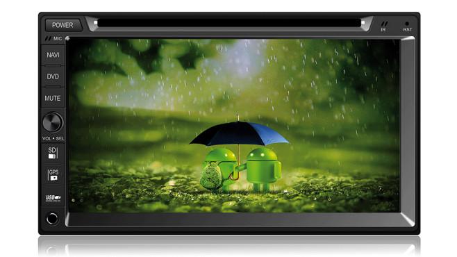 Pearl DSR-N 420 Autoradio mit Android-Betriebssystem ©Pearl