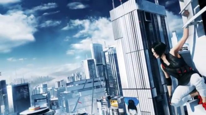 Actionspiel Mirror's Edge: Faith © EA