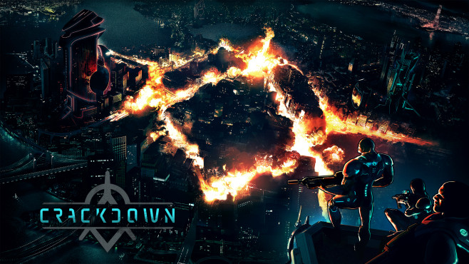Crackdown © Cloudgine