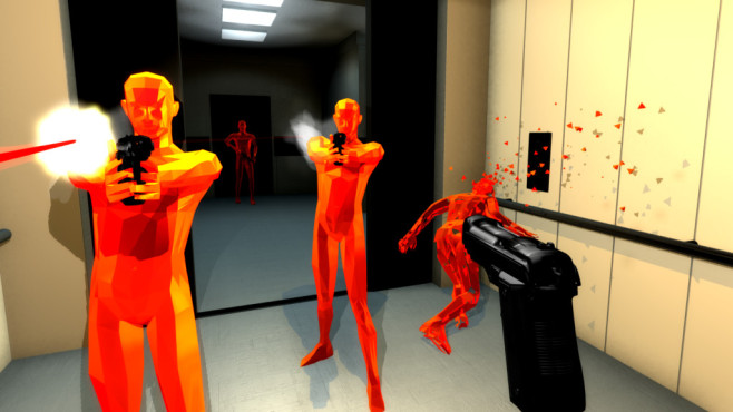 Superhot © SUPERHOT and friends