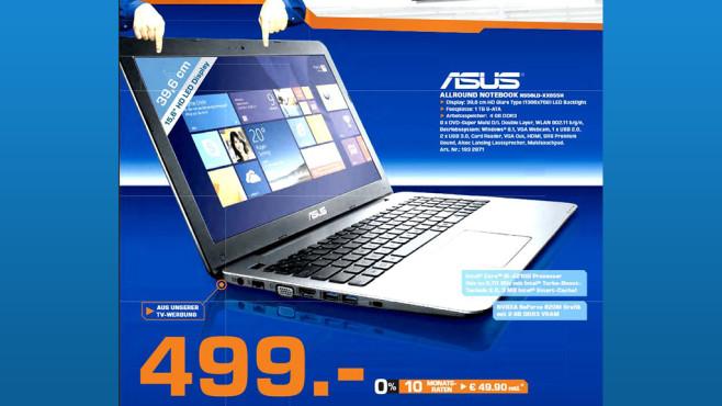 Asus R556LD XX655H ©Saturn