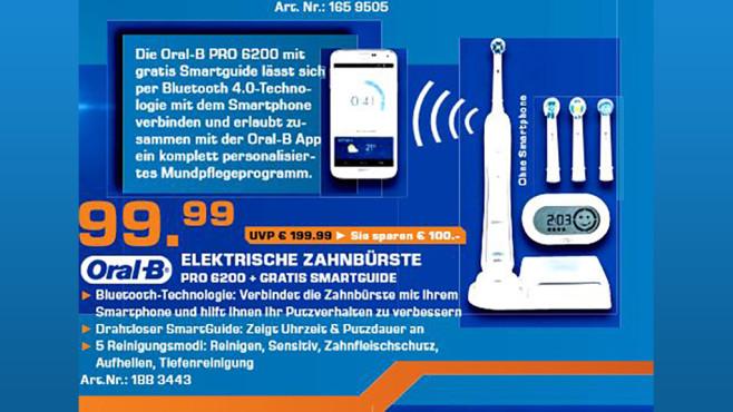 Oral-B Pro 6200 ©Saturn