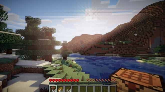 Screenshot Minecraft © Minecraft