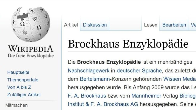 Screenshot Wikipedia © COMPUTER BILD