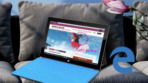 Microsoft Browser Edge ©Microsoft, 2mmedia-Fotolia.com