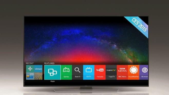 Samsung Smart-TV Tizen ©Samsung