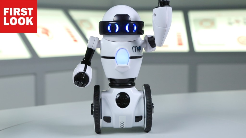 Der kleine mip roboter vielleicht sogar mehr als nur ein